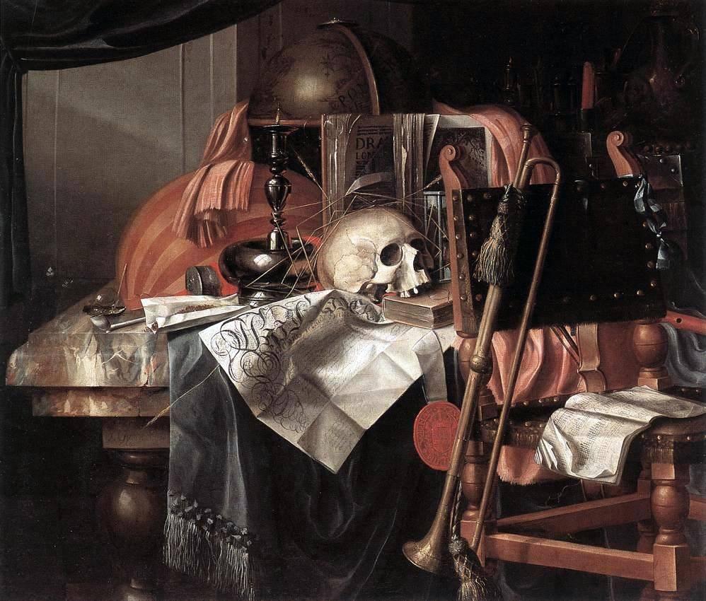 Францискус Гейсбрехтс, 2-я пол. XVII в.