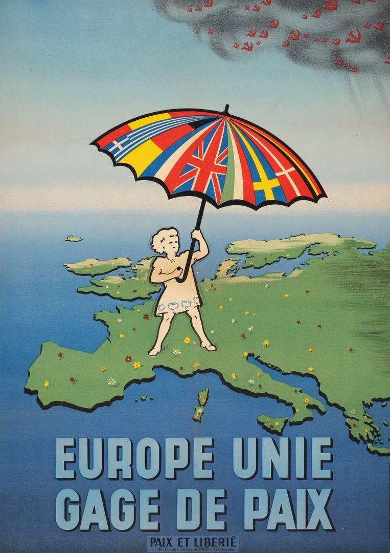 Единая Европа — гарантия мира. 1951