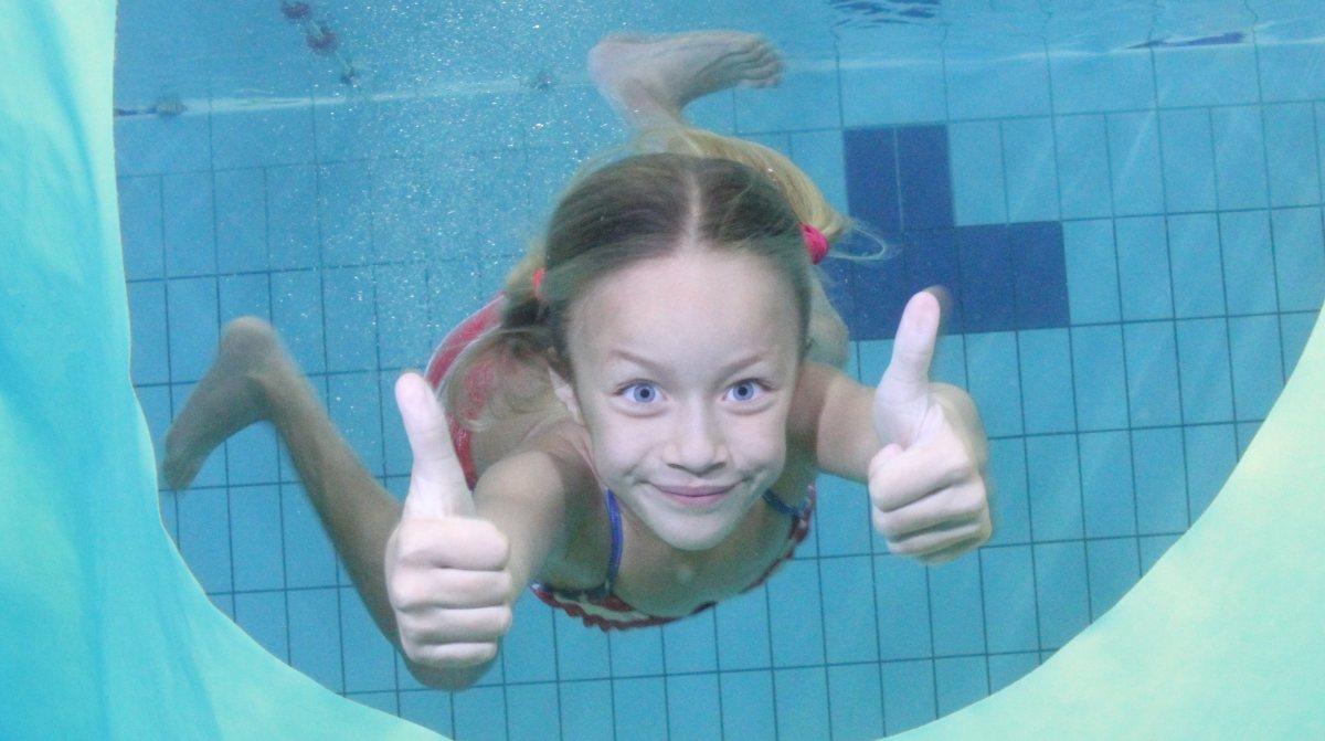 Учите детей плавать! [cc]