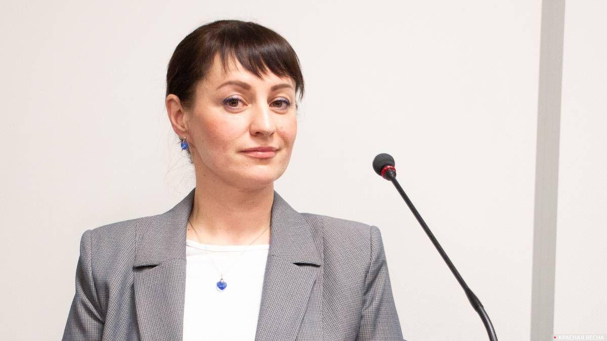 Екатерина Забачёва. Конференция ко Дню Людоеда. Екатеринбург