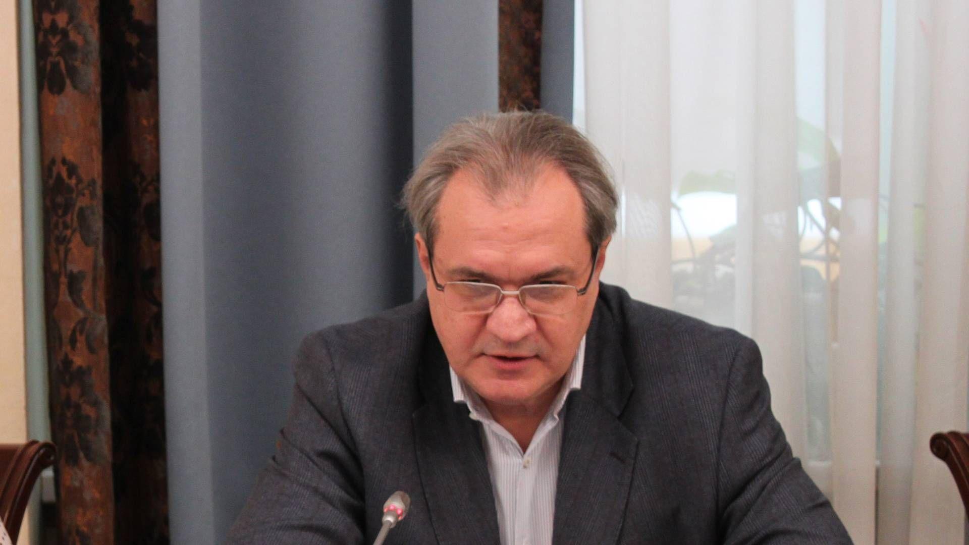 Валерий Фадеев - секретарь Общественной палаты РФ