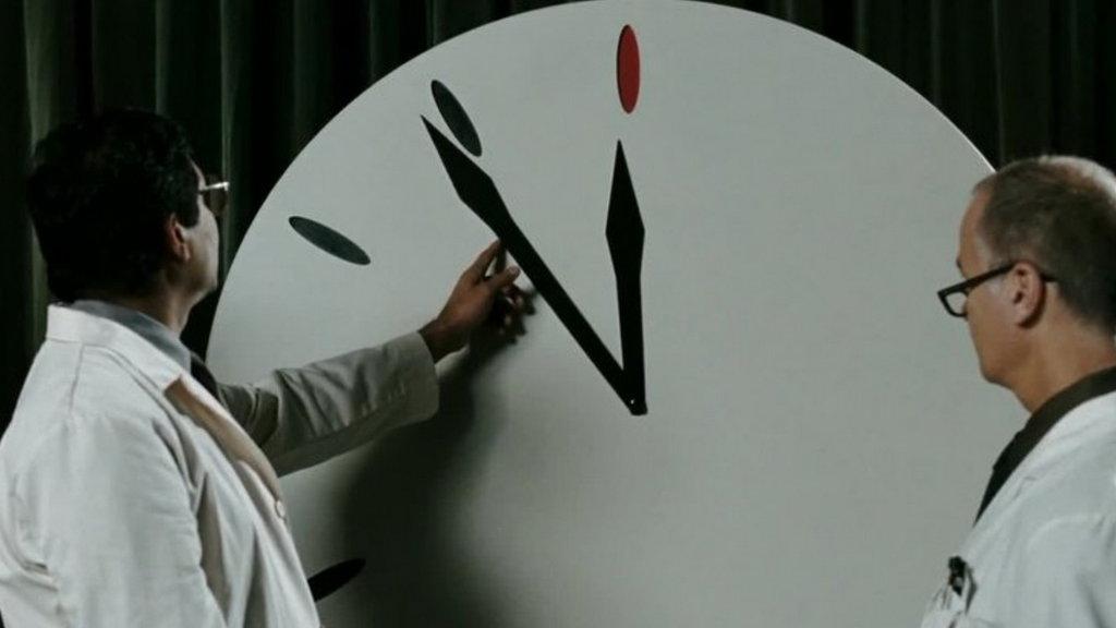Часы (судного дня)
