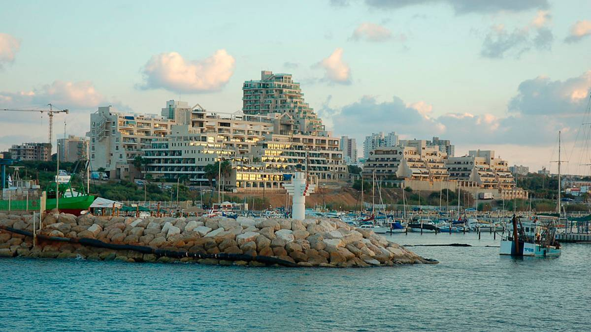 Ашкелон.Израиль