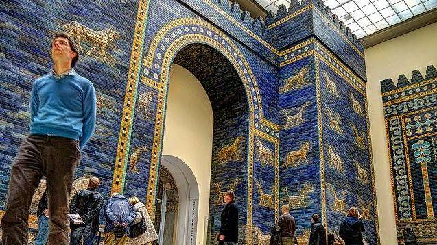 Вавилон. Ворота Иштар