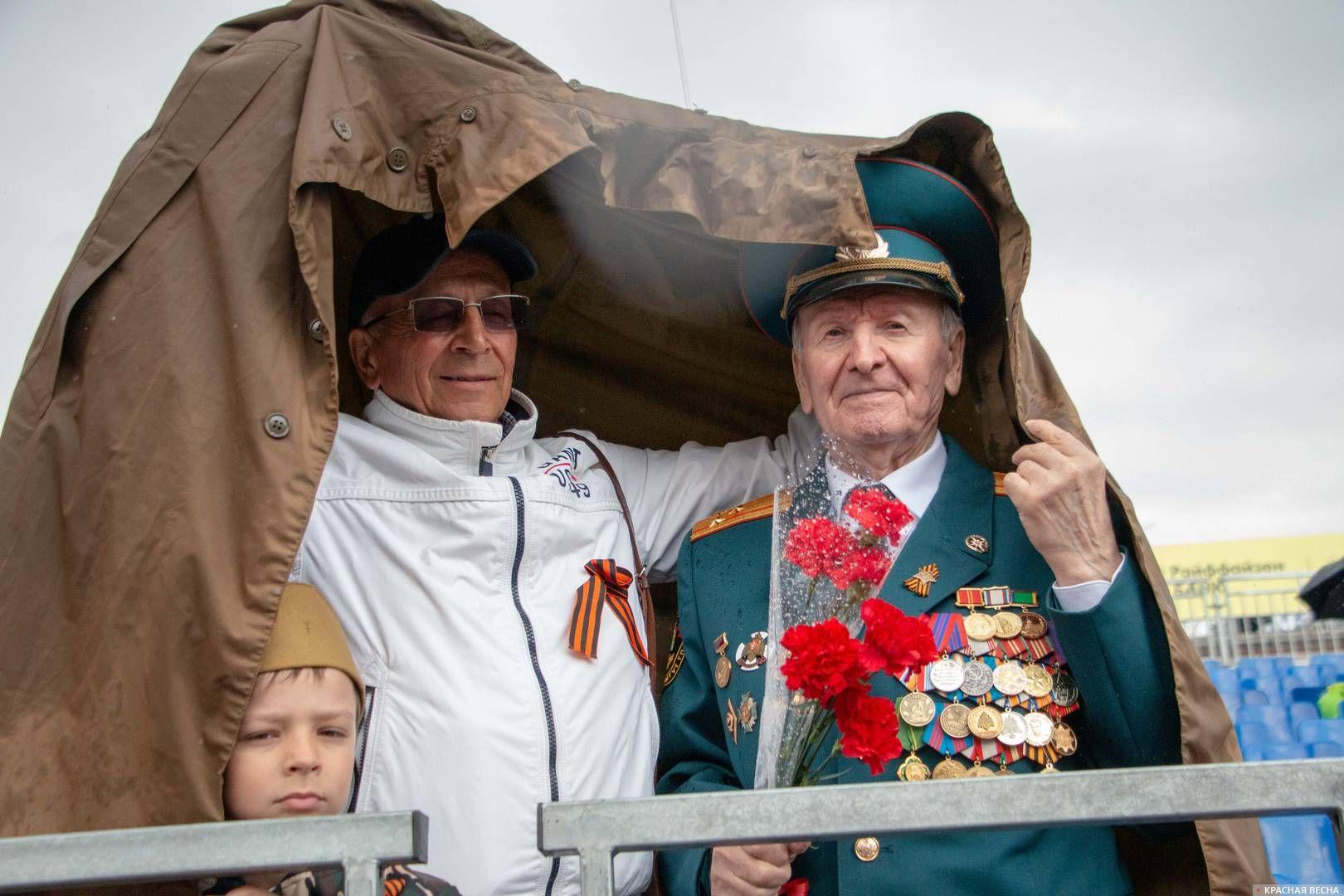 Екатеринбург. День Победы.