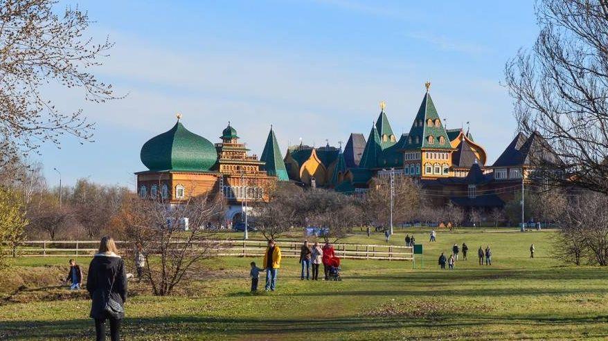 Дворец Алексея Михайловича, Терем, Коломенский дворец