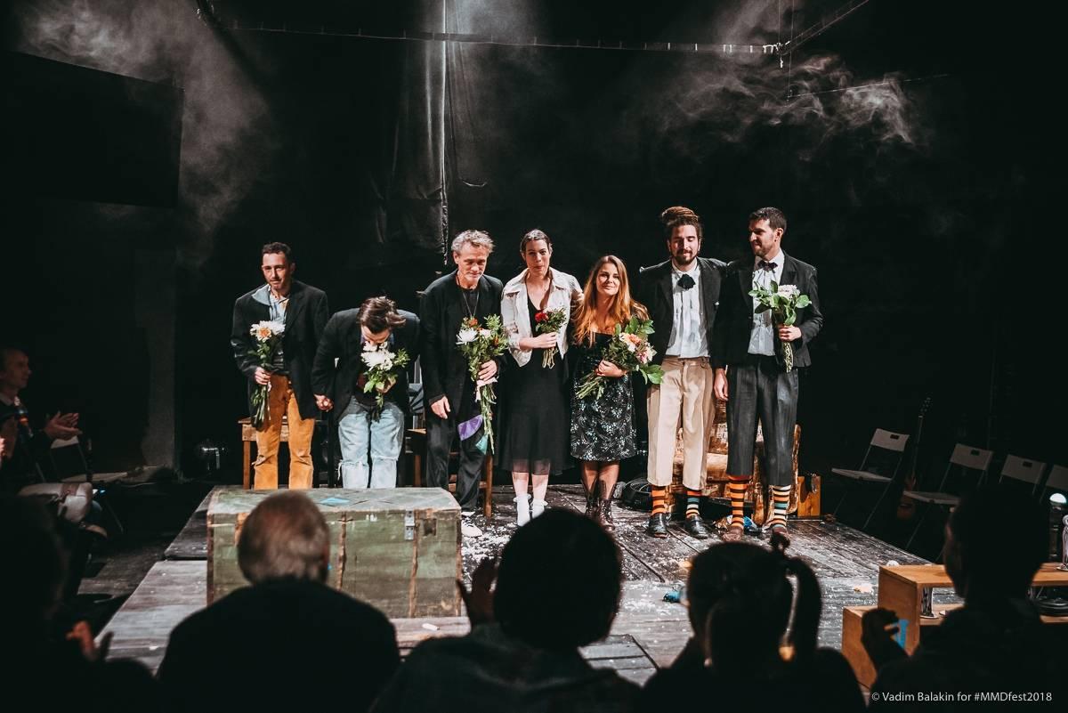 «Сиротливый запад», театр Soltis Lajos