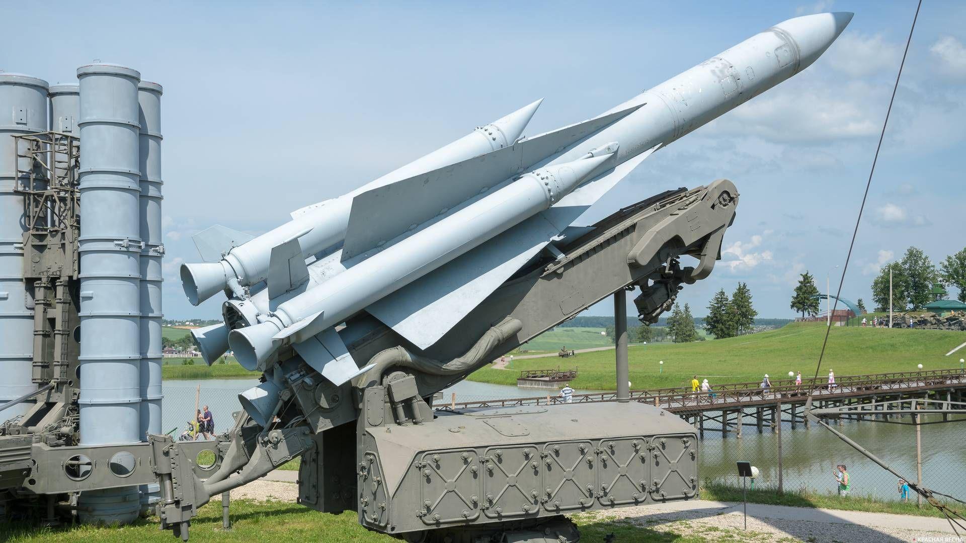 ЗРК С-200