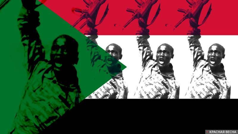 Армия Судана