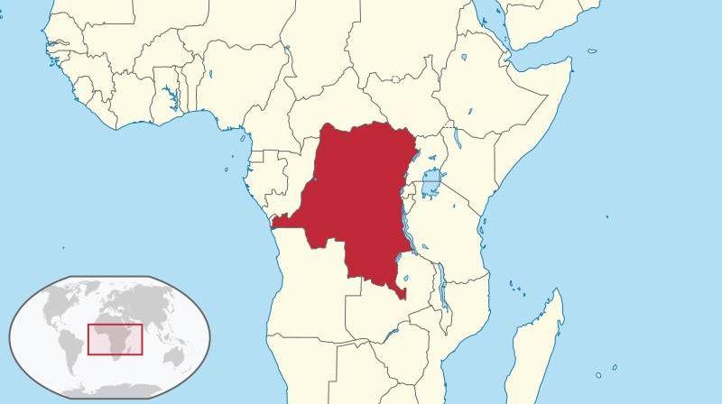 Демократическая Респеблика Конго