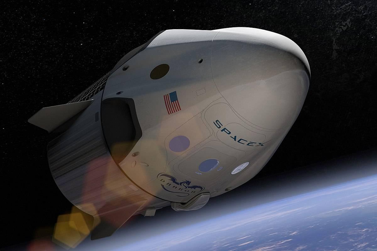 SpaceX Dragon v2 (Crew)