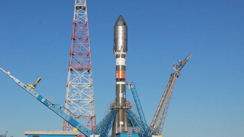 Космическая ракета модели «Союз-2.1а» [roscosmos.ru]