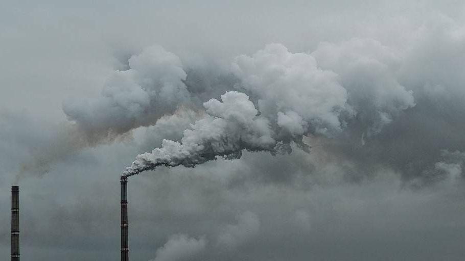 Опасное загрязнение воздуха