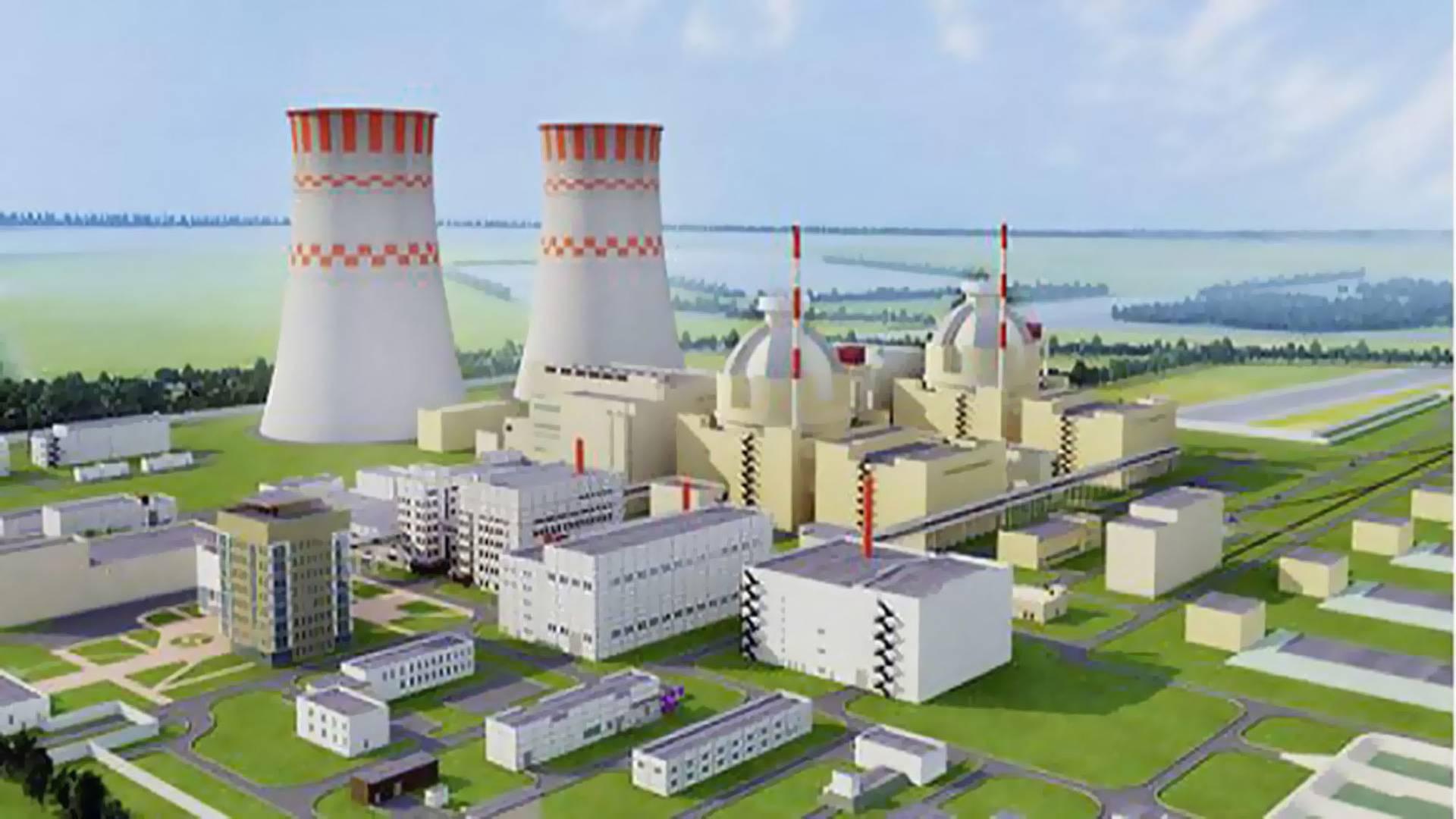 Проект АЭС «Аккую»