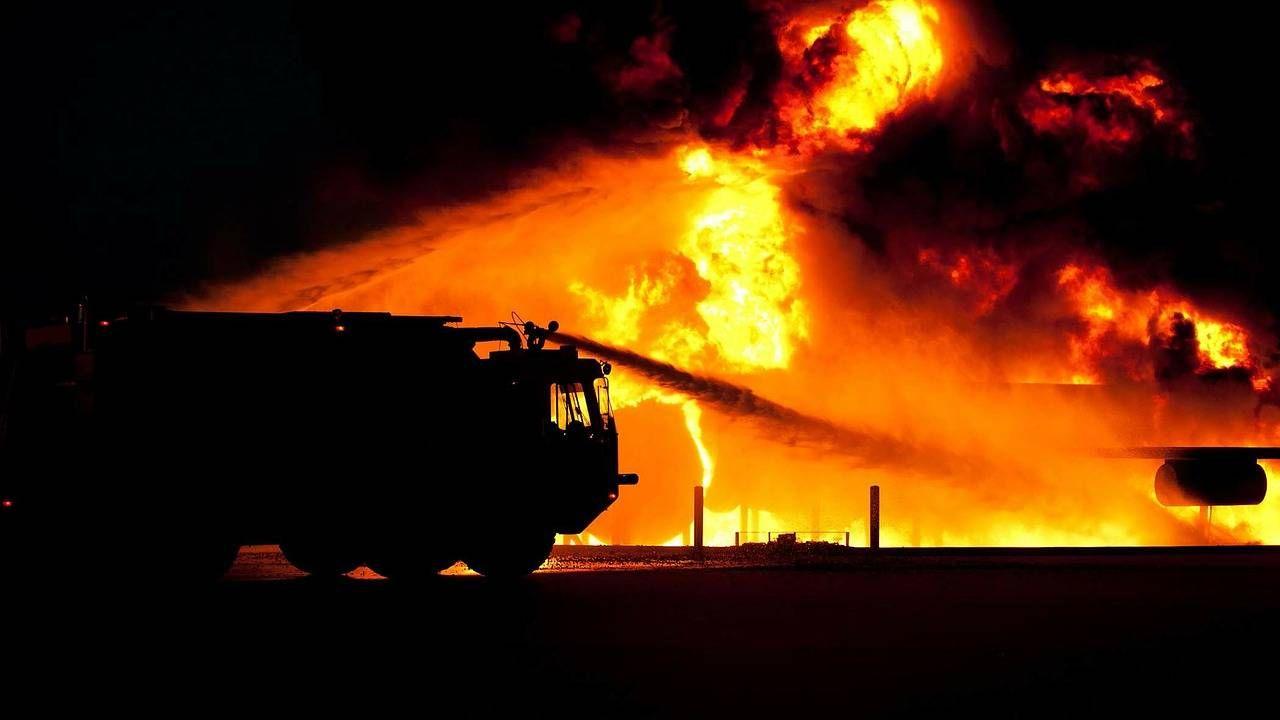 Внеподконтрольном Донецке— пожар вмедучреждении: эвакуировано около 90 человек