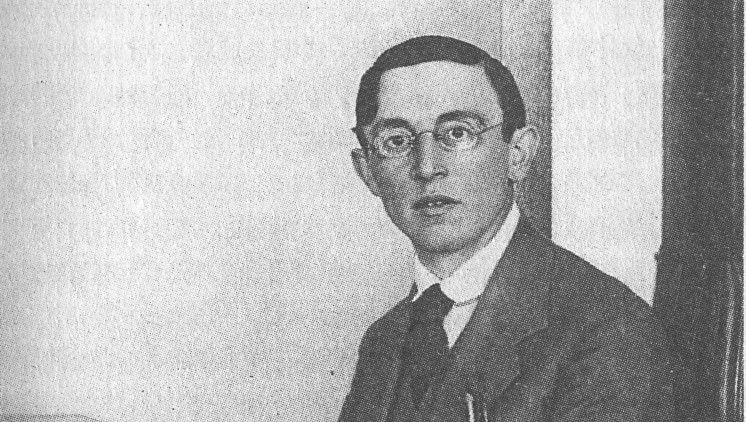 В. Володарский. 1918