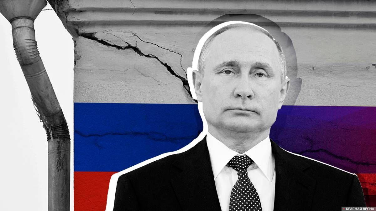Путин едет в Омск