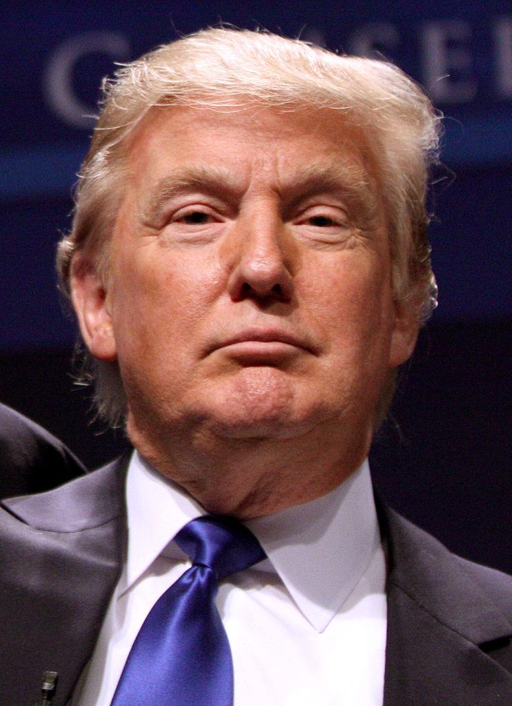 Дональд Трамп [(cc)Donald Trump]