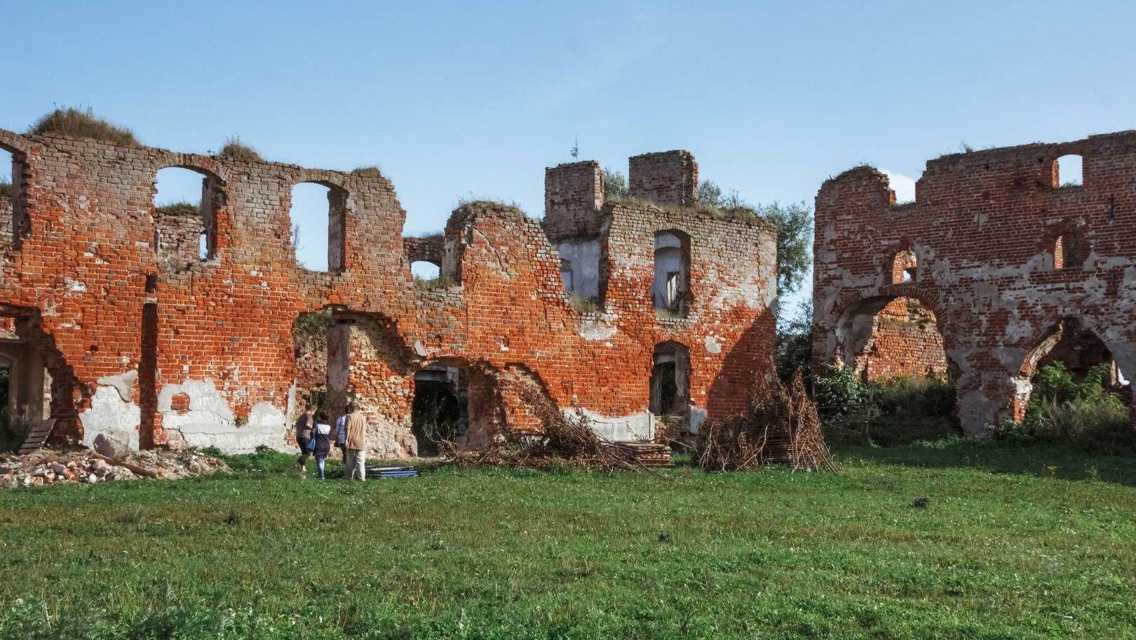 Замок бранденбург калининград области фото