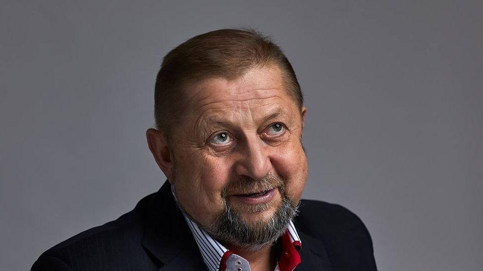 Председатель уголовной коллегии Верховного суда Словакии Штефан Гарабин