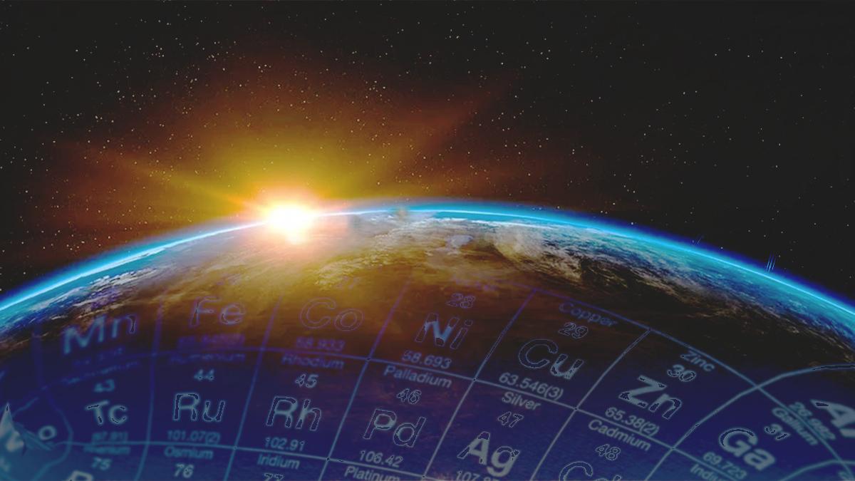 Таблицу Менделеева пополнят космическими элементами. Если они долетят