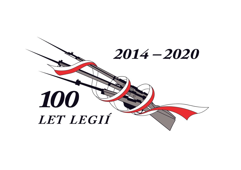 Логотип проекта «Легионы 100»
