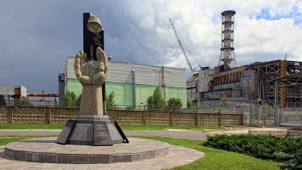 Припять. Чернобыль