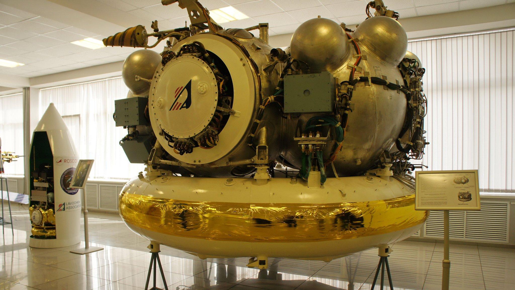 Сангольским спутником установили связь