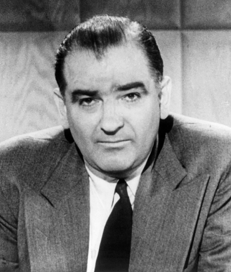 Джозеф Маккарти. 1954