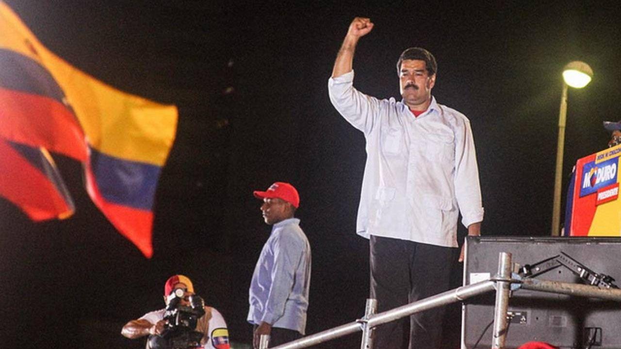 Правящая партия Венесуэлы выбрала Мадуро своим кандидатом навыборах