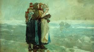 Уинслоу Хомер. Дурные предчувствия. 1881