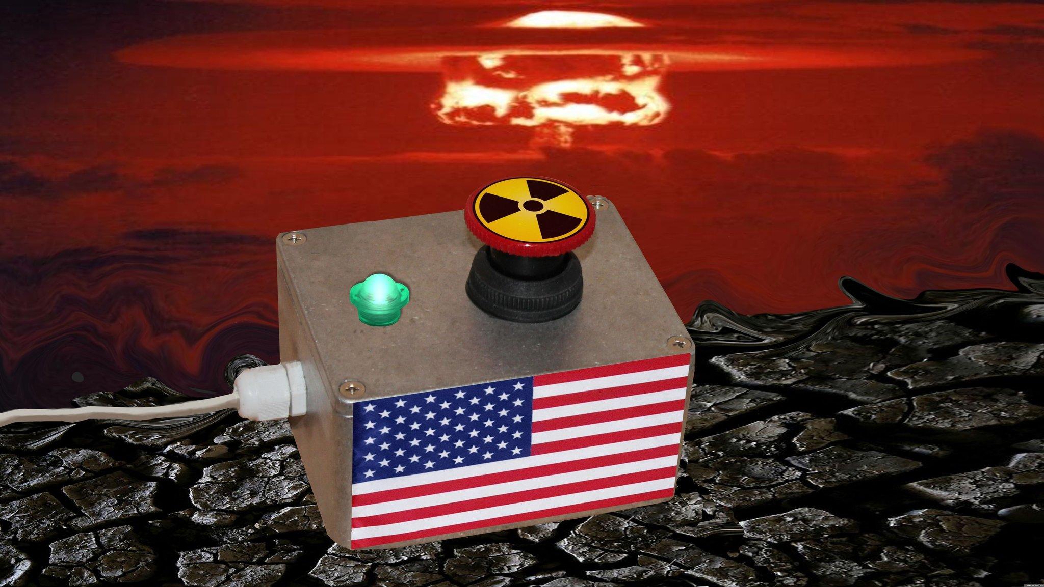 Ядерная кнопка США