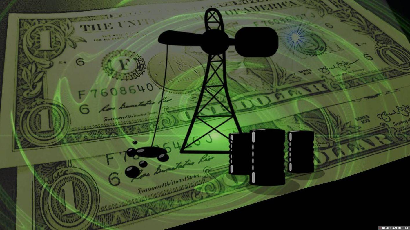 Нефть. Курс рубля. Доллар