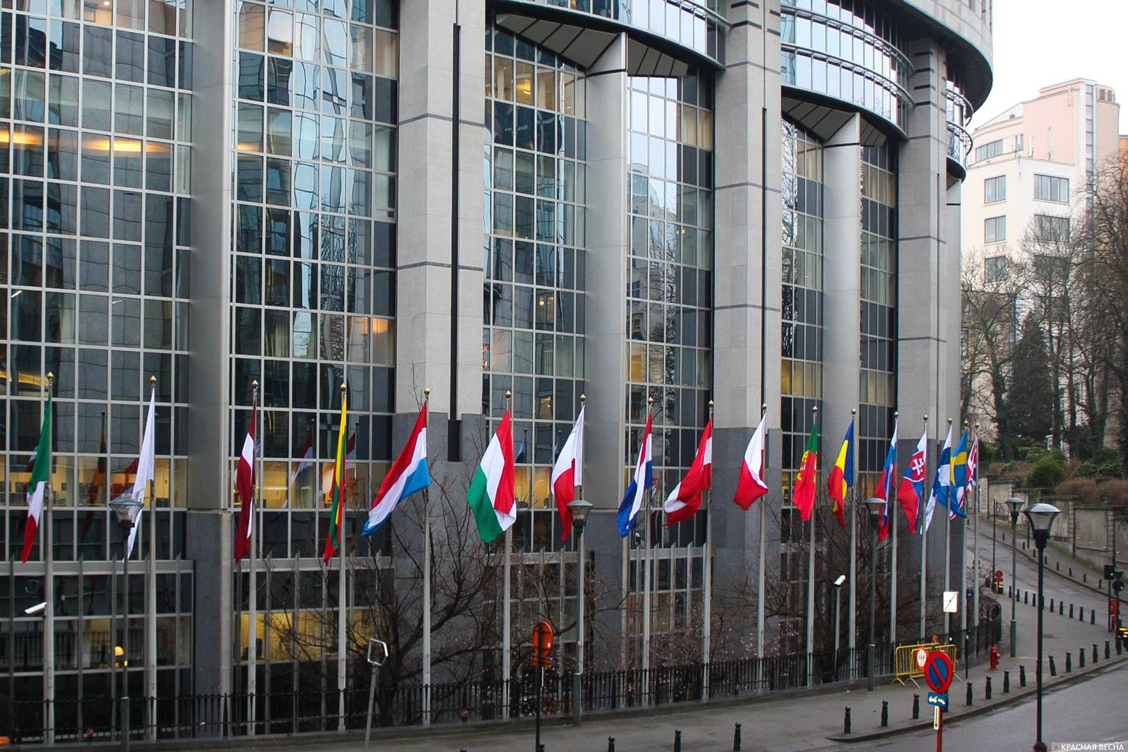 Еврокомиссар пригрозила США «тройной реакцией» вслучае введения пошлин напродукциюЕС