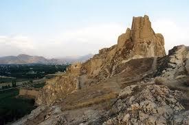 Цитадель урартских царей на Ванской скале в Тушпе, столице Урарту