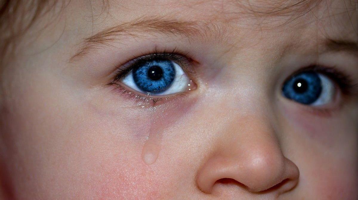 Слезы ребенка