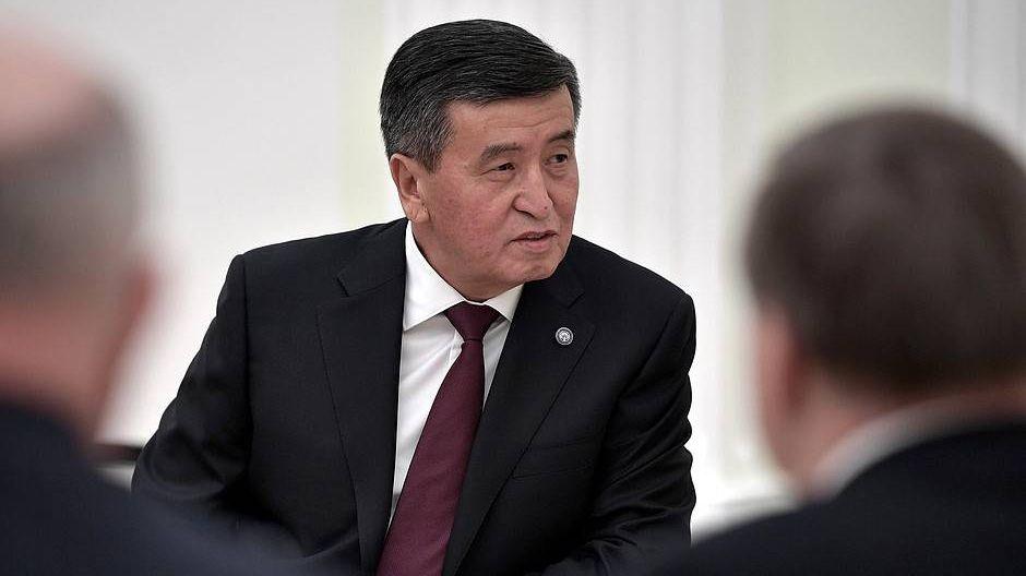 Поздравительные шифровки Путину направили лидеры Египта, Киргизии иАрмении