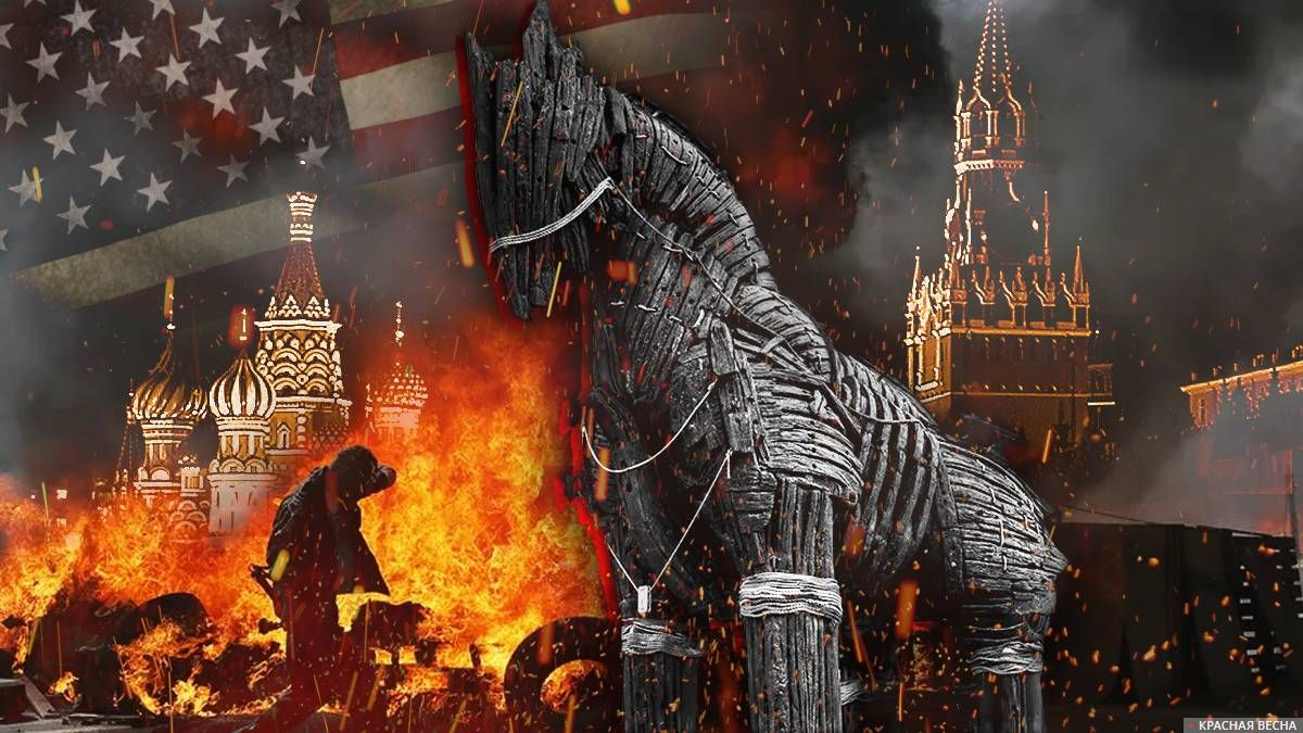 Троянский конь майдана