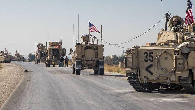 Отступление контингента США с Ближнего Востока