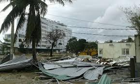 Последствия тайфуна во Вьетнаме