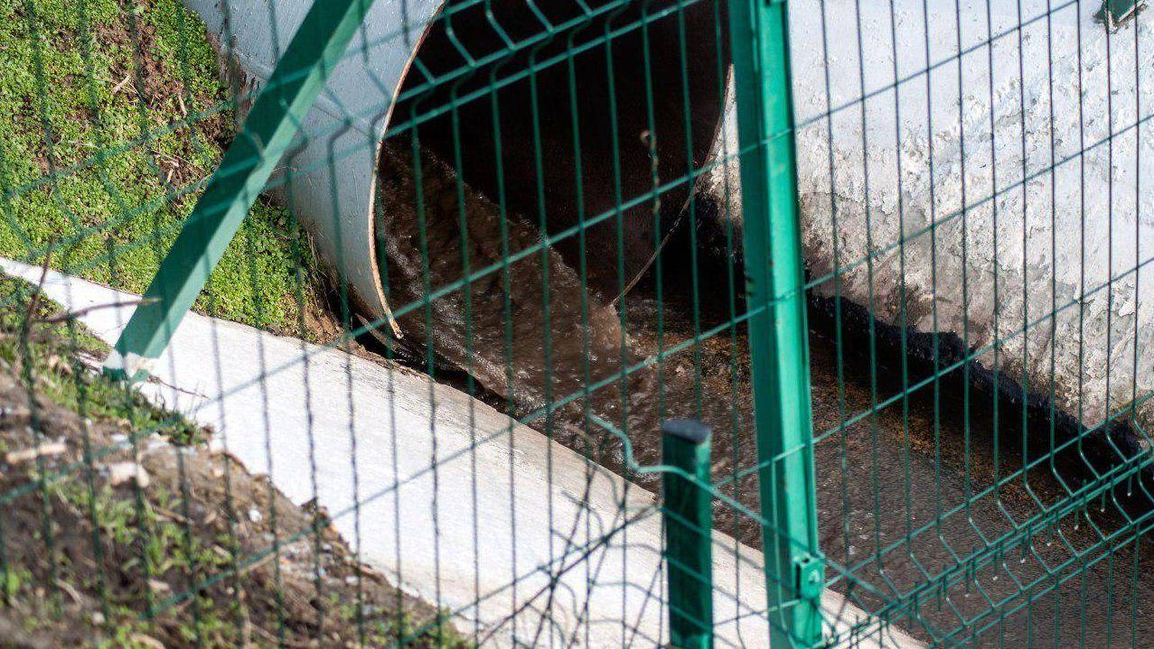 Точка сброса в районе ул. Стартовая, Ростов-на-Дону