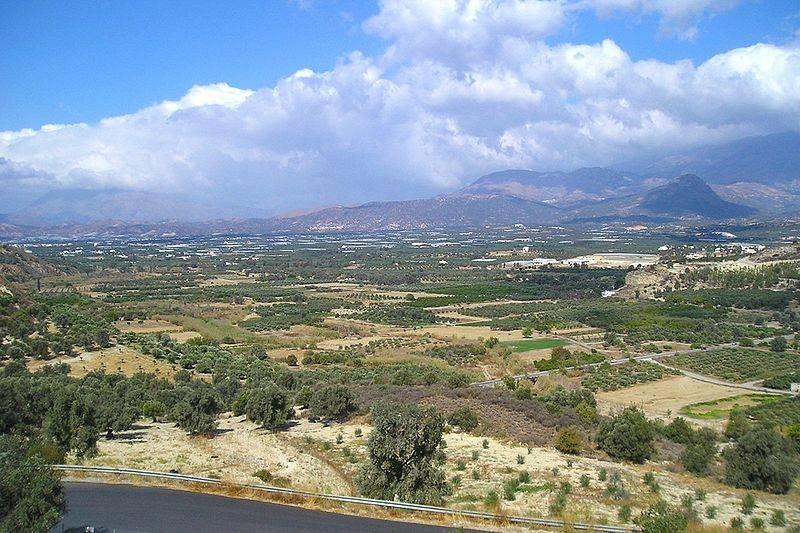Равнина Мессара
