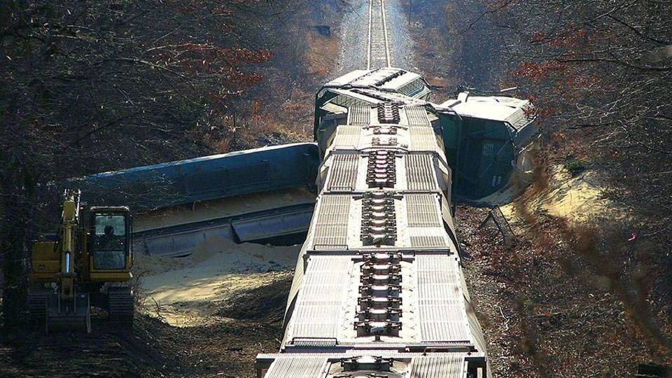 поезд, аварии, катастрофа