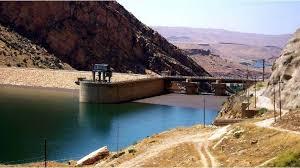 Плотина Дарбандихан. Ирак