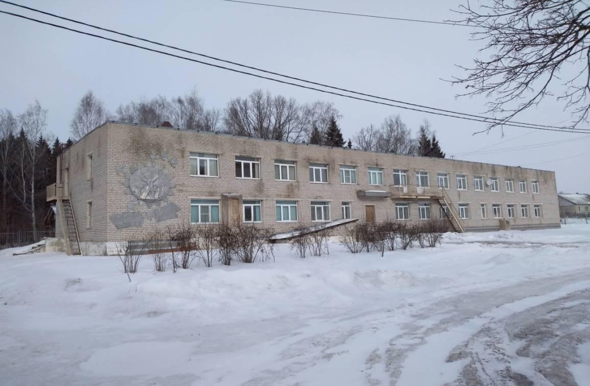 Дошкольное отделение. Закрыто в 2016 году