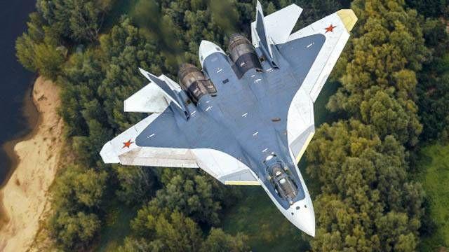 Сухой Су-57