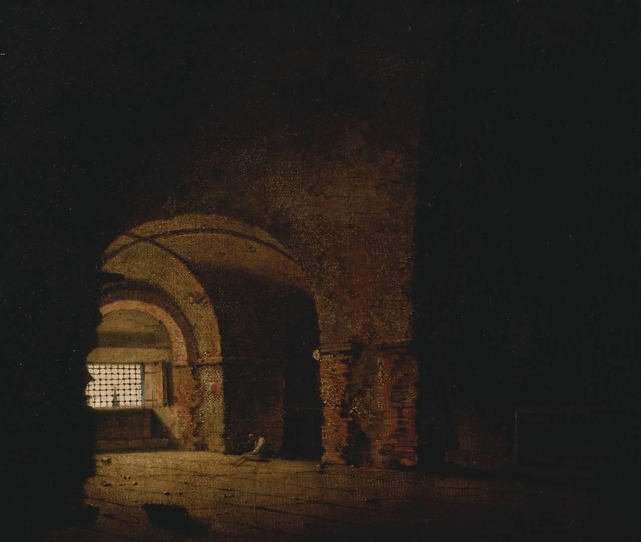 Джозеф Райт из Дерби. Заключенный. 1787–1790