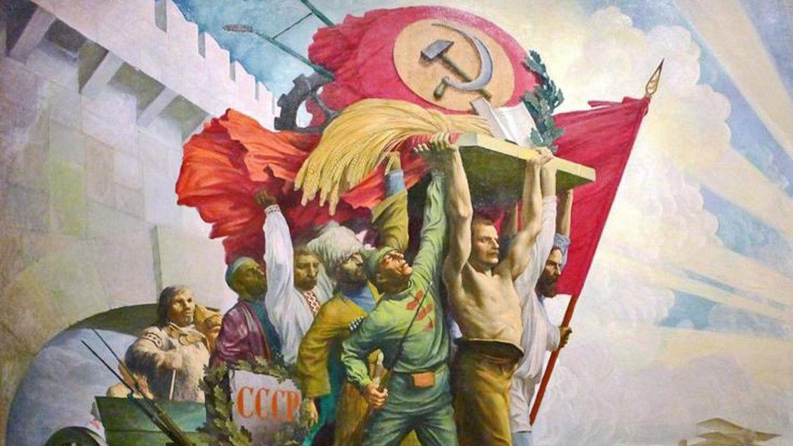 Дружба народов. Степан Карпов.  1924