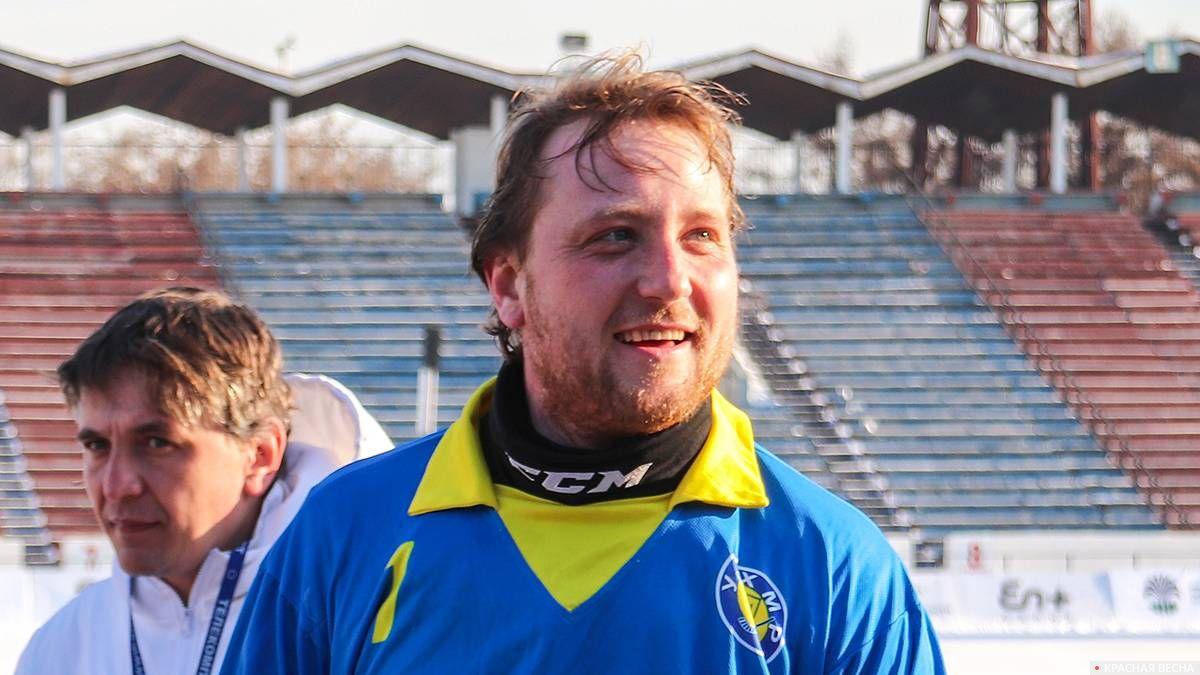 Дмитрий Цымбал (Украин)