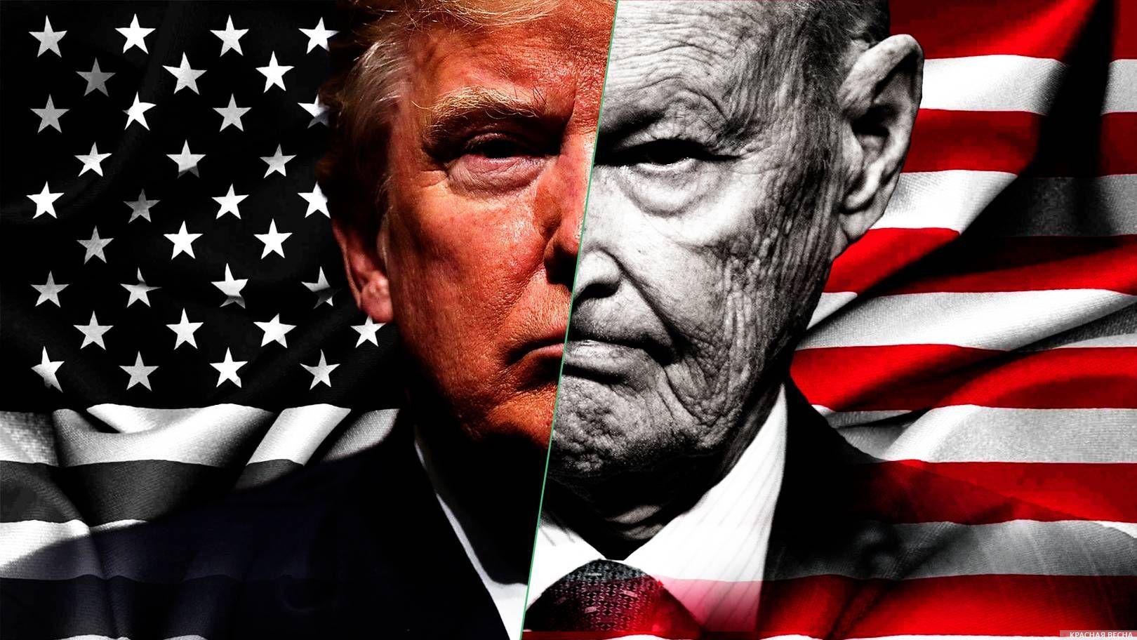 Трамп и Бжезинский